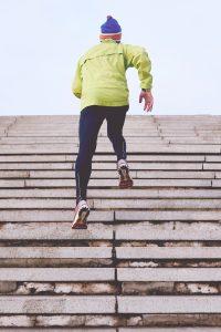 Running achillies